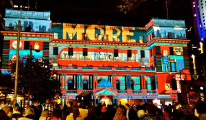 vivid sydney - customs house