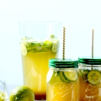 Virgin Lime and Lemongrass Mojito